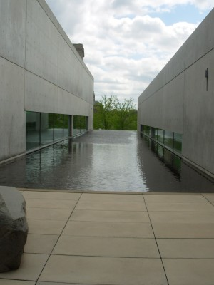 The Pulitzer Court Yard