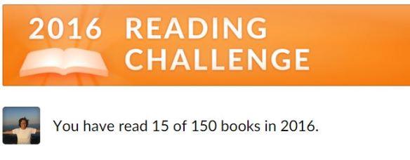 2016 reading challenge - Jan