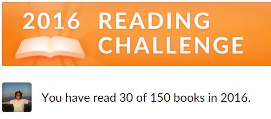 2016 reading challenge - FEB