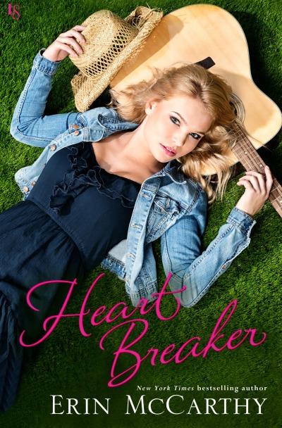 Heart Breaker Ebook Cover
